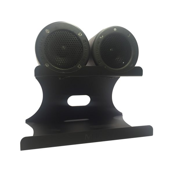 MK Stands The Twin Speaker Stand